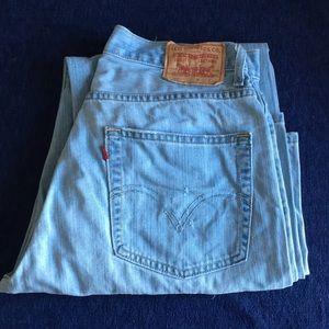 Levi's 569 32x34 Lightwash jeans